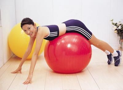 健身房小器械——健身球