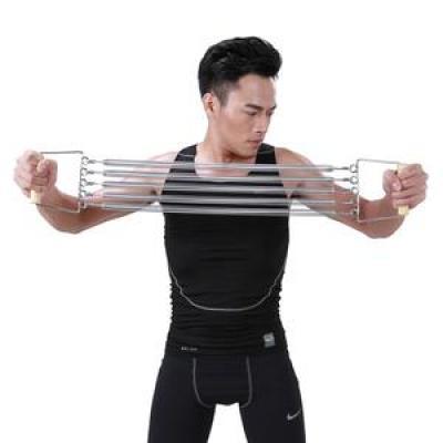 拉力器对于肌肉锻炼的好处