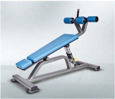健身房常见的肌肉训练器械