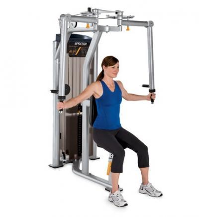 健身房胸肌锻炼3种器材最有效 - 力美健体育