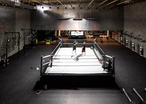 健身房装修设计:这样的健身房能帮你吸引会员